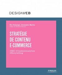 Stratégie de contenu web e-commerce