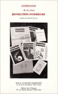 Anthologie de la Revue Revolut
