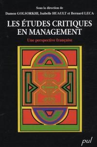Les études critiques en management : Une perspective française