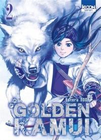 Golden Kamui T02