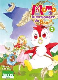 Momo et le Messager du soleil T02 (02)