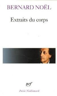 Extraits du corps