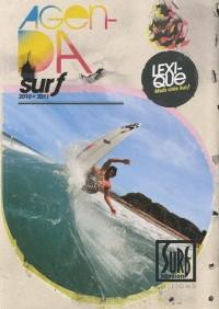 Agenda Surf 2010/2011, Cahier de Textes