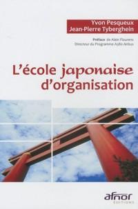 L'école japonaise d'organisation