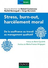 Stress, burn-out, harcèlement moral - De la souffrance au travail au management qualitatif [Poche]