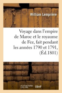 Voyage dans l empire de maroc  ed 1801