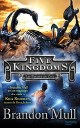 Five Kingdoms - Tome 1 - Les Pirates du ciel [Poche]