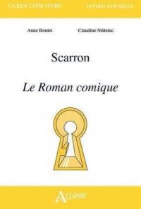 Scarron : Le Roman comique