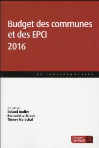 Budget des communes et des EPCI