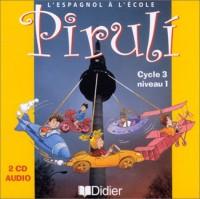 L'Espagnol à l'école : Cycle 3 niveau 1, pour la classe (coffret 2 CD audio)