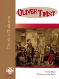 Oliver Twist - 1 CD MP3