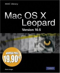 Mac os X Leopard mac library nouveau prix