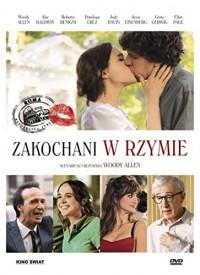 To Rome with Love [DVD]+[KSIĄŻKA] [Region 2] (IMPORT) (Pas de version française)