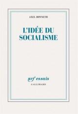 L'idée de socialisme