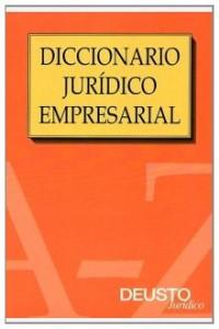 Diccionario jurídico empresarial