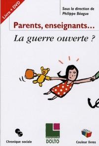 Parents/Enseignants... La guerre ouverte ? (1DVD)