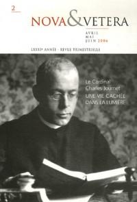 Nova & Vetera, N° spécial : Charles Journet