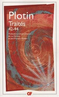 Traités : Tome 7, 42-44 : Sur les genres de l'être, I, II et III