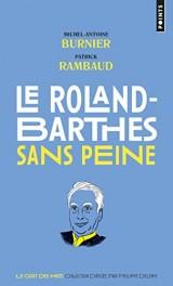 Le Roland-Barthes sans peine [Poche]