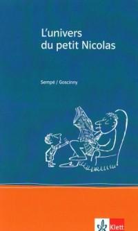 L' univers du petit Nicolas: Ab Ende des 3. Lernjahres