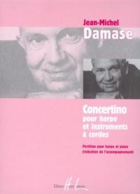 Concertino pour harpe