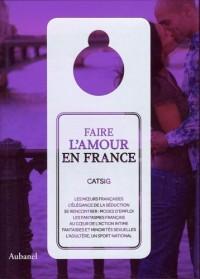 Faire l'amour en France
