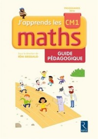 J'apprends les maths CM1 - Programmes 2016