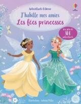 Les fées princesses - J'habille mes amies