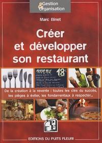 Créer et développer son restaurant