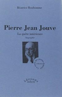 Pierre Jean Jouve