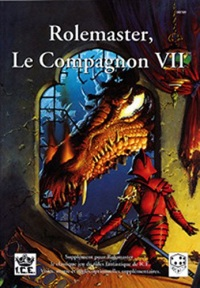 Rolemaster, le compagnon (Rolemaster.)