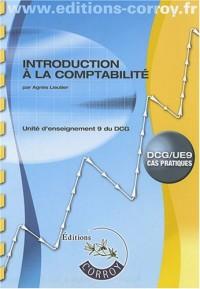 Introduction à la comptabilité UE9 du DCG : Enoncé