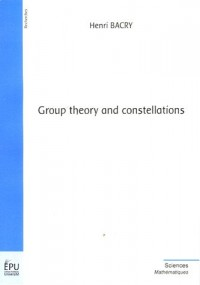 Group theory and constellations