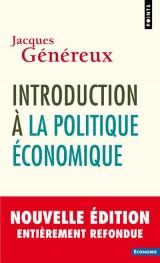 Introduction à la politique économique [Poche]