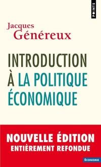 Introduction à la politique économique