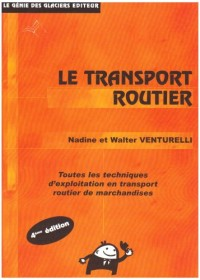 Le transport routier BTS transport