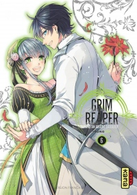 The grim reaper and an argent cavalier, tome 6