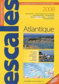 Guide escales Atlantique Mer du Nord Manche