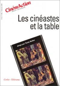 CinémAction, numéro 108 : Les cinéastes et la table