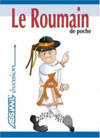 Le Roumain de poche ; Guide de conversation