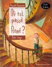 Où est passé René ? (1 livre + 1 poster)