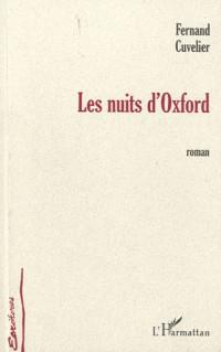 Les nuits d'Oxford
