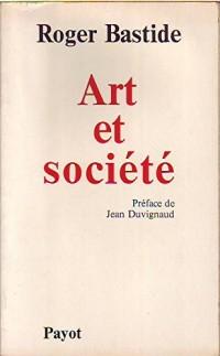 Art et société (Bibliothèque scientifique)