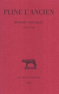 Histoire naturelle, livre XXVIII. Remèdes tirés des animaux