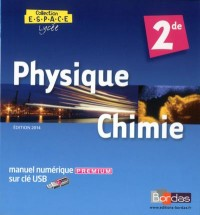 Espace Physique Chimie 2de Mvpi Adoptant 2014
