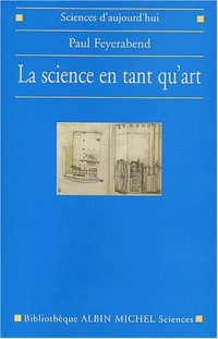 La Science en tant qu'art