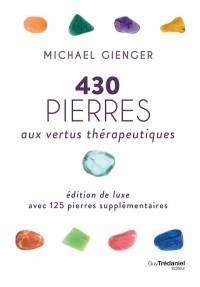 Coffret 430 Pierres aux Vertus Thérapeutiques (Luxe)