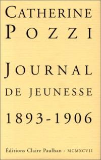 Journal de jeunesse 1893-1906