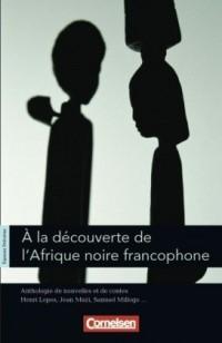 Espaces littéraires. Anthologie de nouvelles francophones: Lektüre