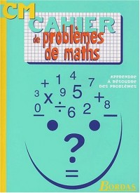 PROBLEMES CM    (Ancienne Edition)
